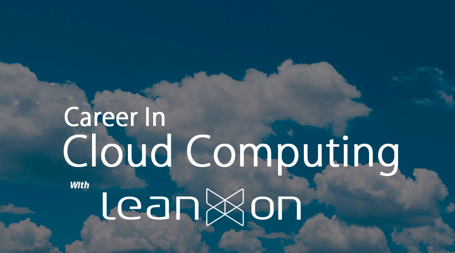 career at lean-on cloud computing